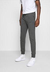 Zign - Jogginghose - mottled dark grey - 0