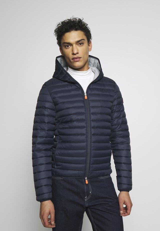 GIGAX - Light jacket - navy blue