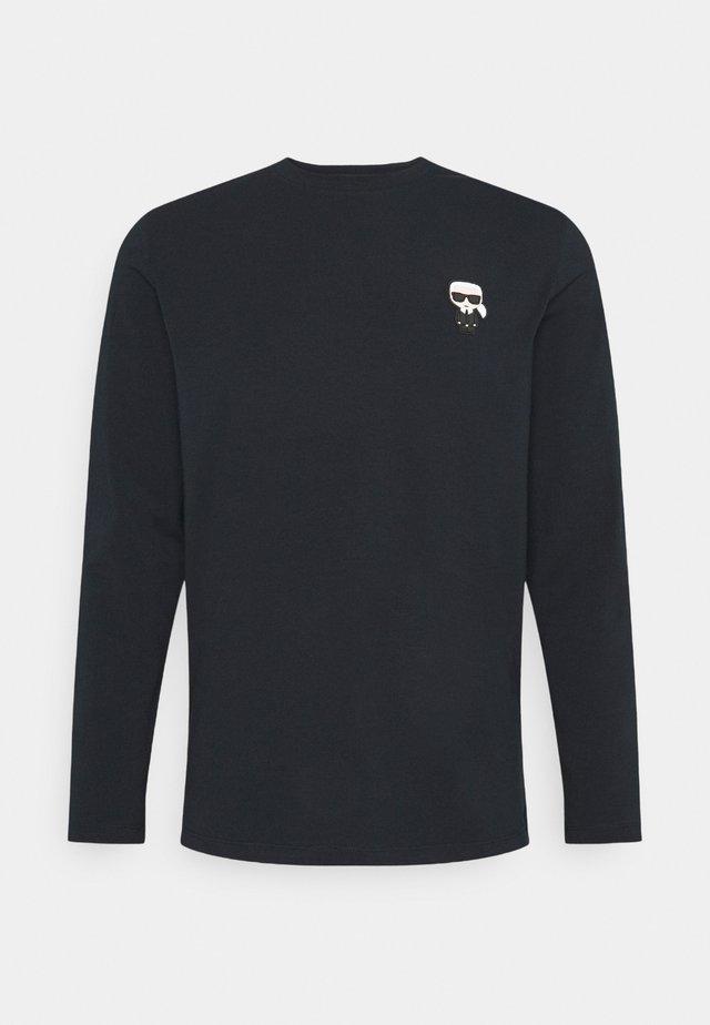 CREWNECK - T-shirt à manches longues - navy