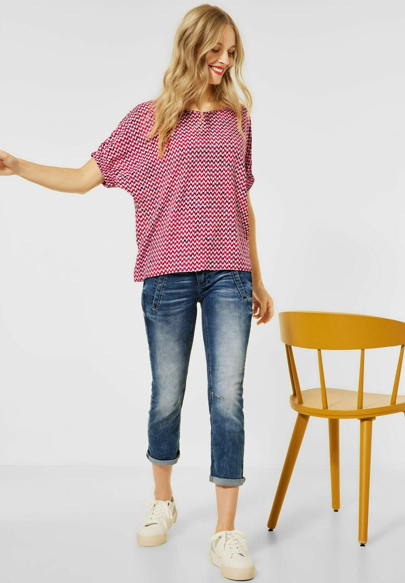 Street One - Blouse - rot