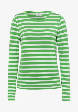 STYLE CARINA - Long sleeved top - green