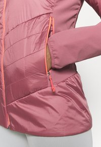 Salewa - ORTLES HYBRID - Outdoor jacket - mauvemood - 7