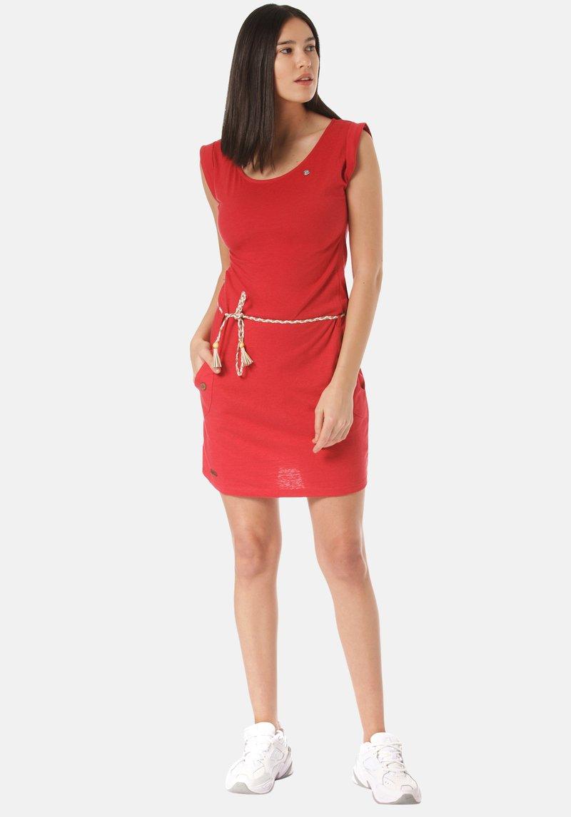 Ragwear - Day dress - red