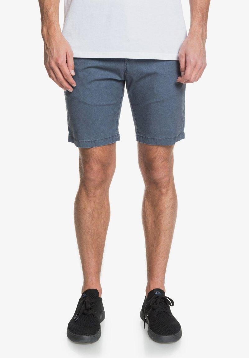 Quiksilver - FLUX  - Shorts - blue nights