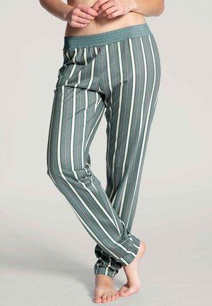 Pyjama bottoms - eucalyptus