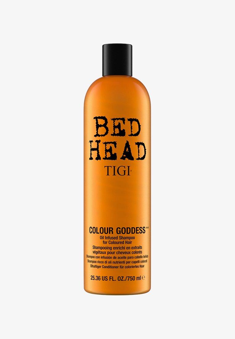 Tigi - BED HEAD COLOUR-GODDESS SHAMPOO - Shampoo - -