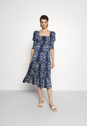 NORA DRESS - Day dress - blue