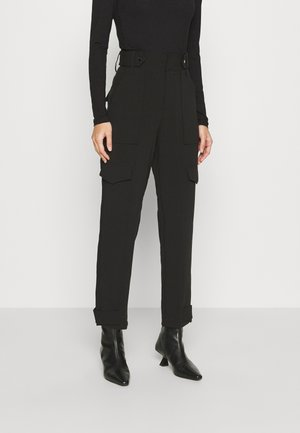 PAYTON PANTS - Kalhoty - jet black