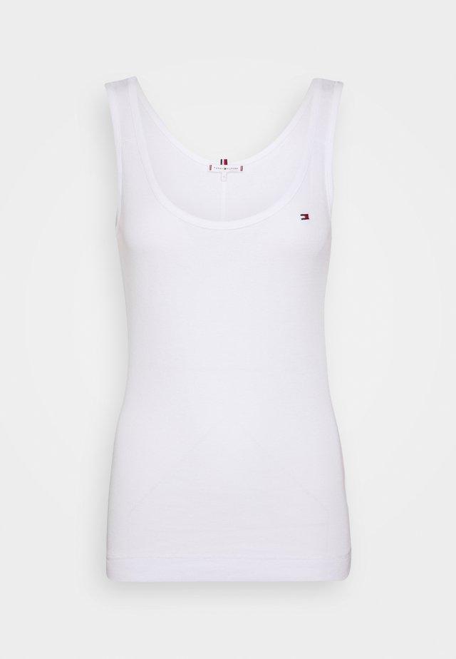 BERYL TANK - Top - white