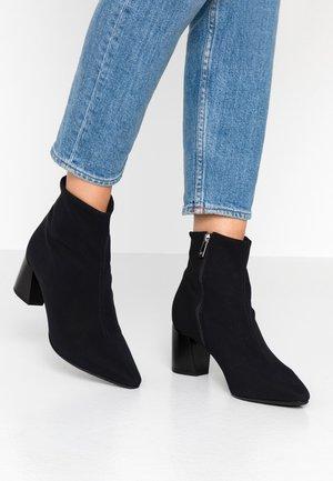 MAIRIN - Ankle boots - schwarz