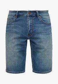 Q/S designed by - Denim shorts - blue - 5
