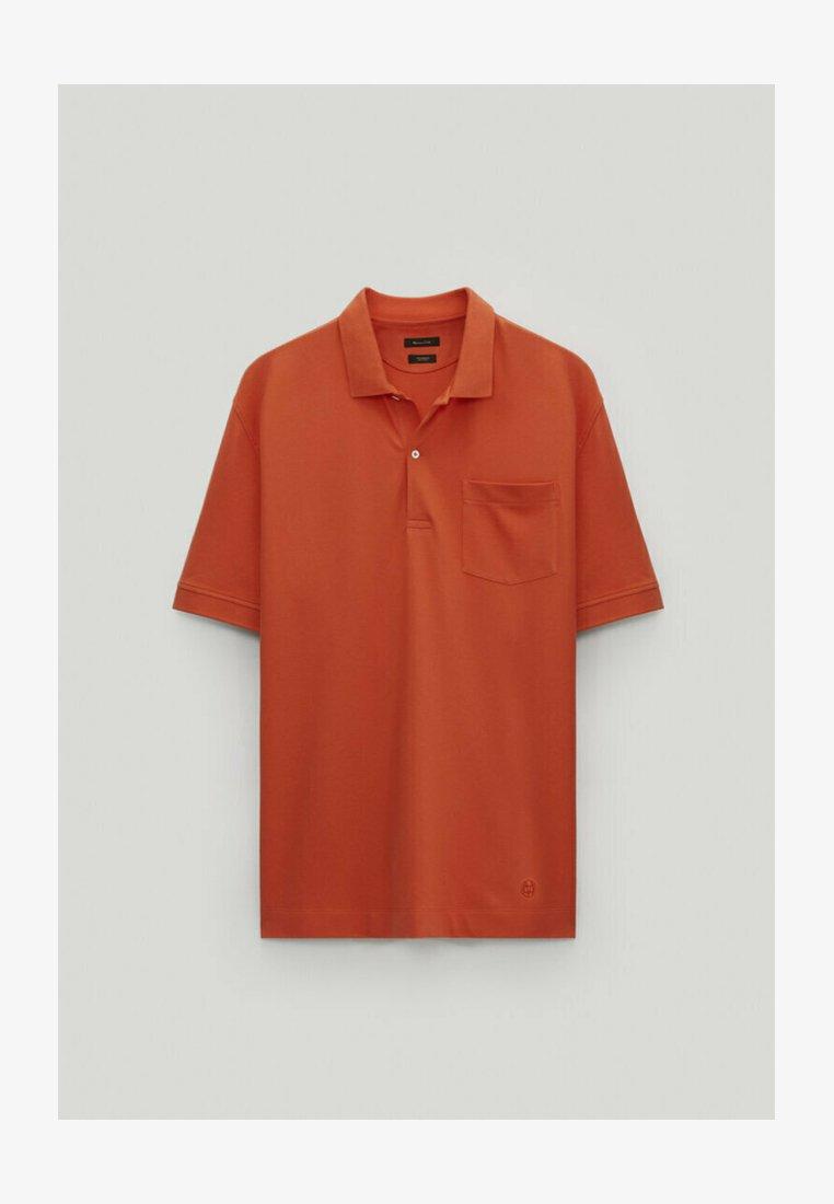 Massimo Dutti - Polo shirt - red