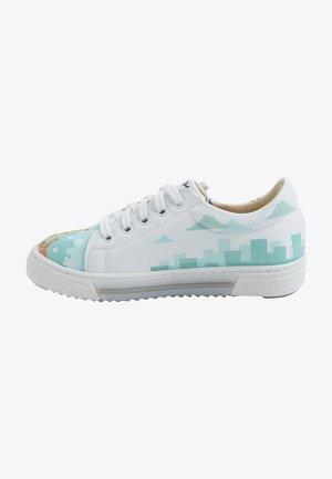 GIRAFFE ON BIKE - Sneakers laag - multicolor