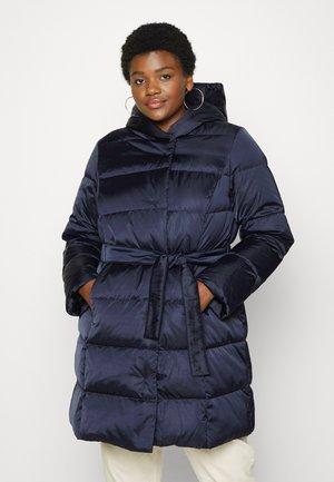 PARMA - Winter coat - blu marino