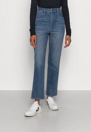 WILD WEST - Straight leg jeans - blue ridge