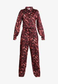 NGHTBRD - FOX  - Tuta jumpsuit - red river - 3