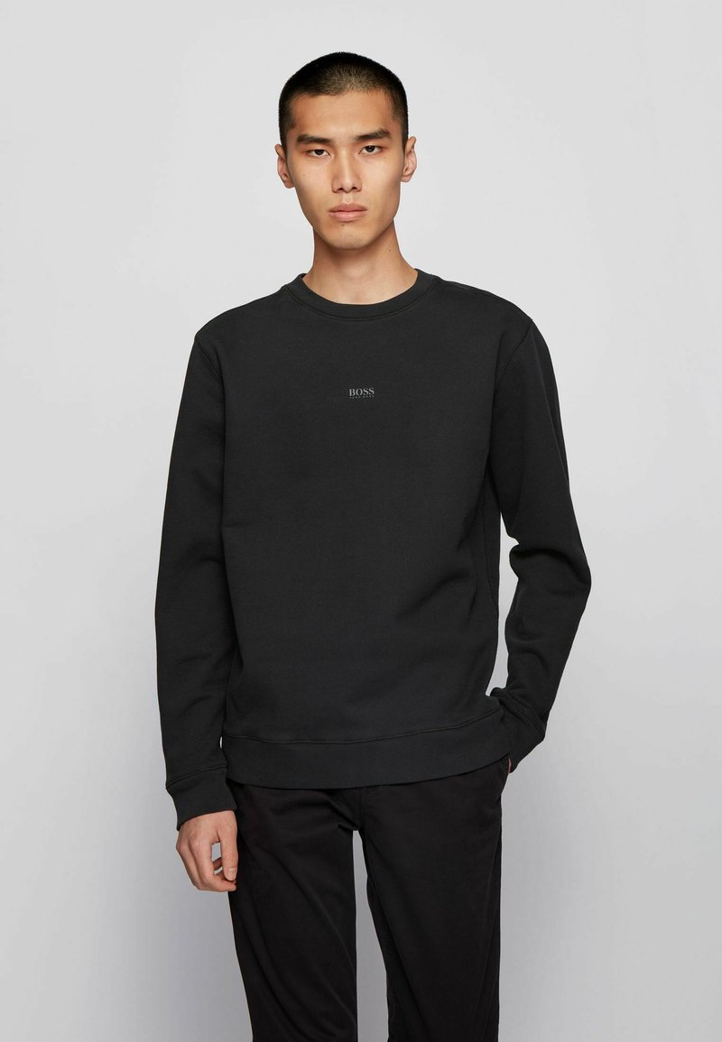 BOSS - WEEVO - Sweatshirt - black