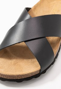 ONLY SHOES - ONLMADISON SLIP ON - Slippers - black - 2
