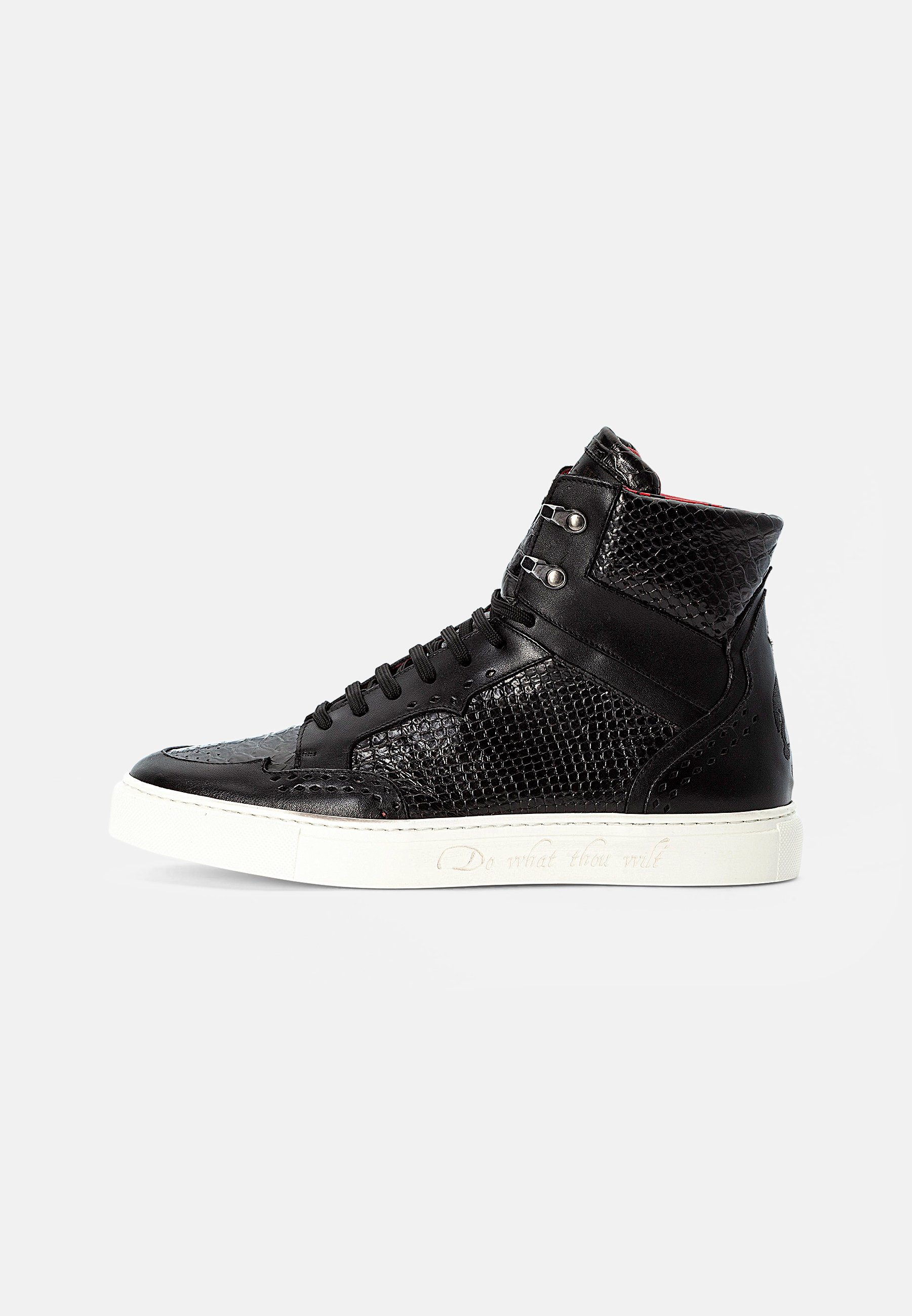 Men CHAGE - Lace-up ankle boots