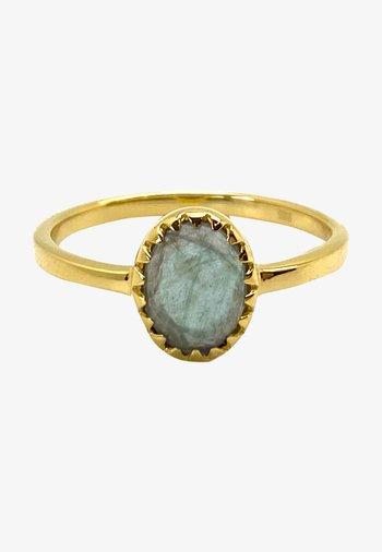 Ring - gold grau