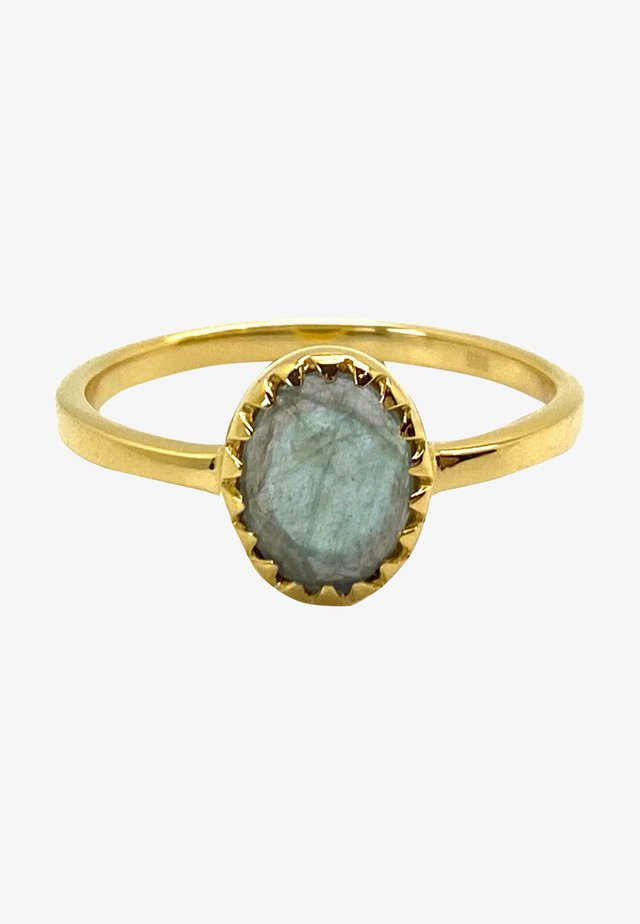 Ring - gold grau