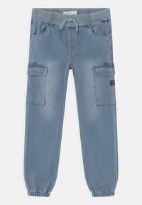 Name it - NMMBOB - Relaxed fit jeans - light blue denim - 0