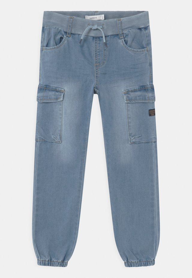 NMMBOB - Jeans Relaxed Fit - light blue denim