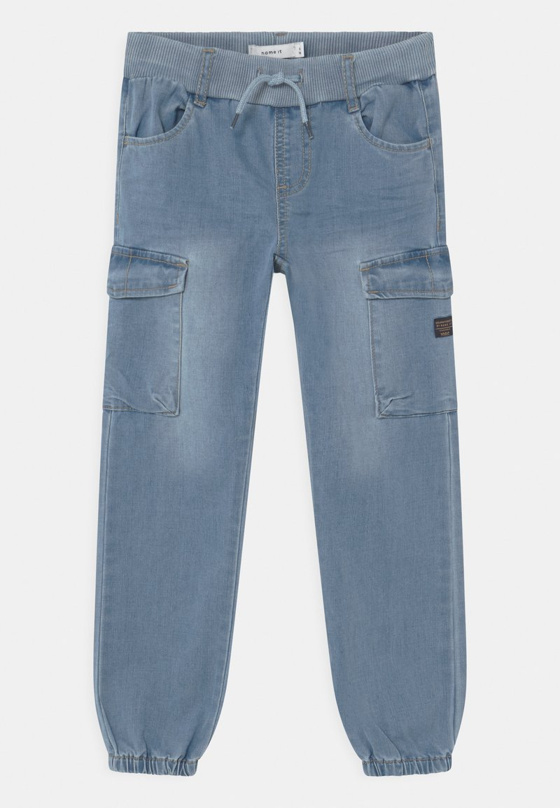 Name it - NMMBOB - Relaxed fit jeans - light blue denim