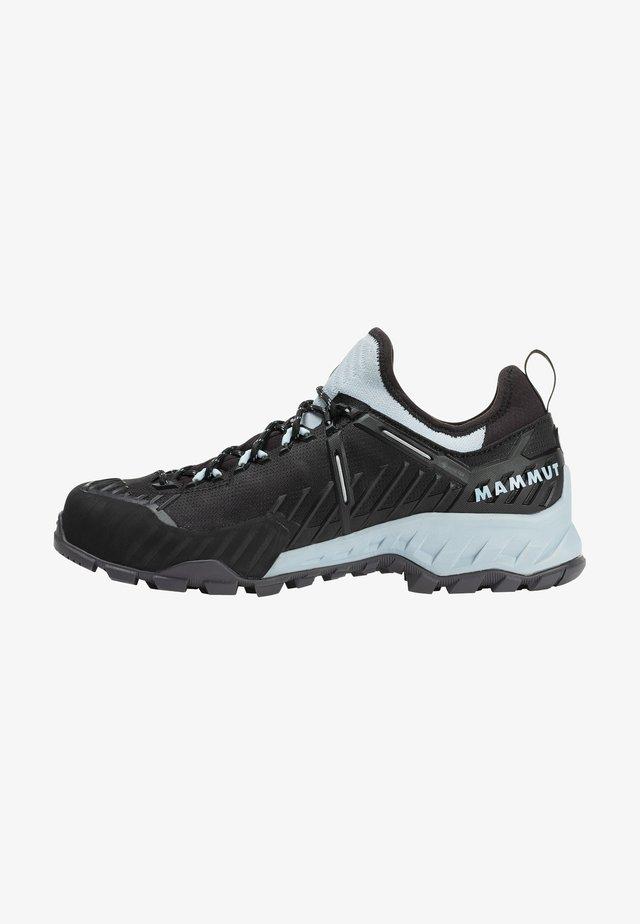ALNASCA KNIT II LOW GTX® - Sneakers laag - black-ballad