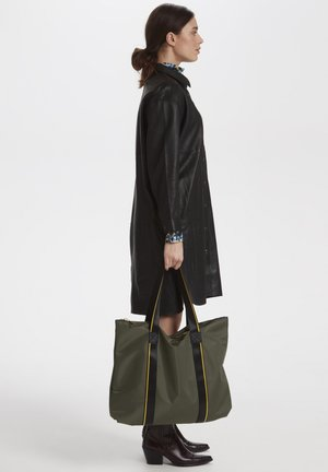 DONNAKB - Shopping Bag - dark olive