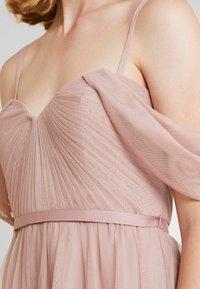 TH&TH - BARDOT - Occasion wear - smoked blush - 7
