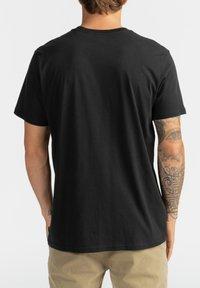 Billabong - TRADEMARK - Print T-shirt - black - 2