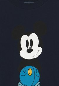 Levi's® - MICKEY MOUSE UNISEX - T-shirt con stampa - obsidian - 2