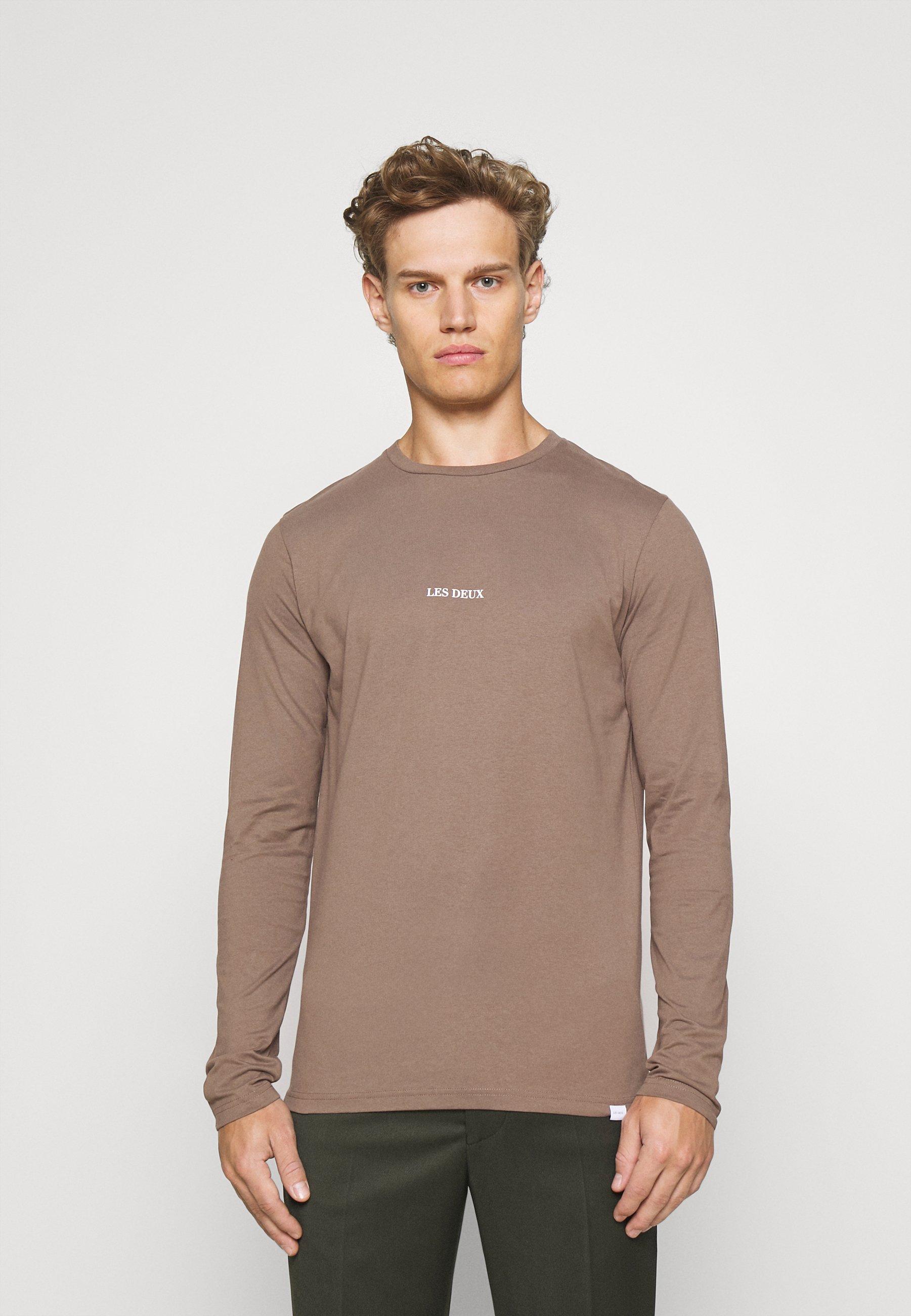 Men LENS - Long sleeved top
