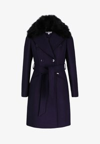 Morgan - Classic coat - dark blue - 4