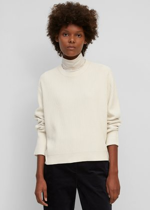 GERIPPTER  - Pullover - chalky sand