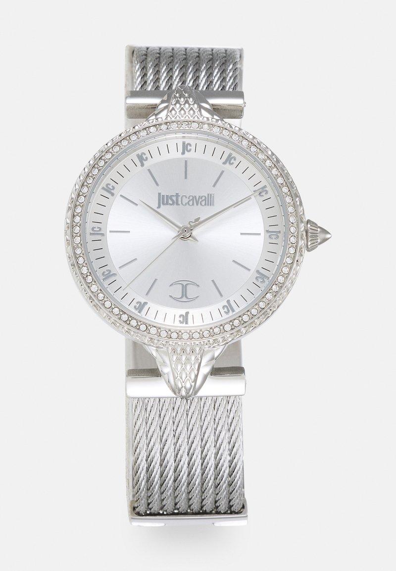 Just Cavalli - Horloge - silver-coloured