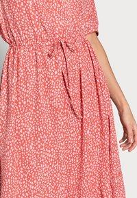 Moss Copenhagen - CLOVER 2/4 DRESS - Day dress - faded rose - 4