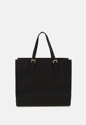 BAG DINA - Tote bag - black