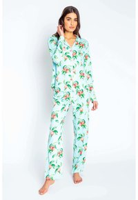 PJ Salvage - Pyjamas - mint green - 0