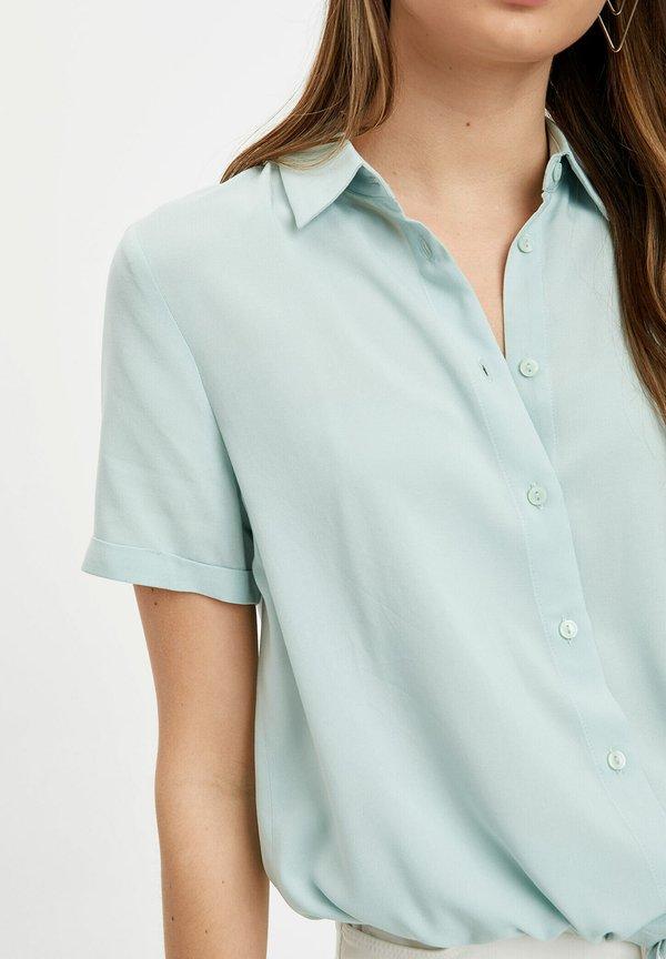 DeFacto Koszula - turquoise/miętowy LMJE