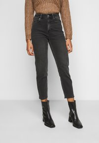 ONLY Petite - ONLEMILY LIFE  - Jeans Skinny Fit - black denim - 0