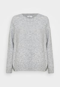 CLOSED - WOMEN - Maglione - light grey melange - 3