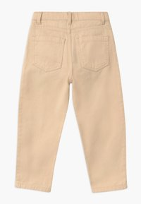 TINYCOTTONS - SOLID BAGGY UNISEX - Džíny Relaxed Fit - cream - 1