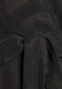 Bruuns Bazaar - SIANNA MONNIKA DRESS - Day dress - black - 6