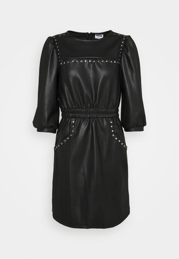 NMHILL SLEEVE STUD DRESS