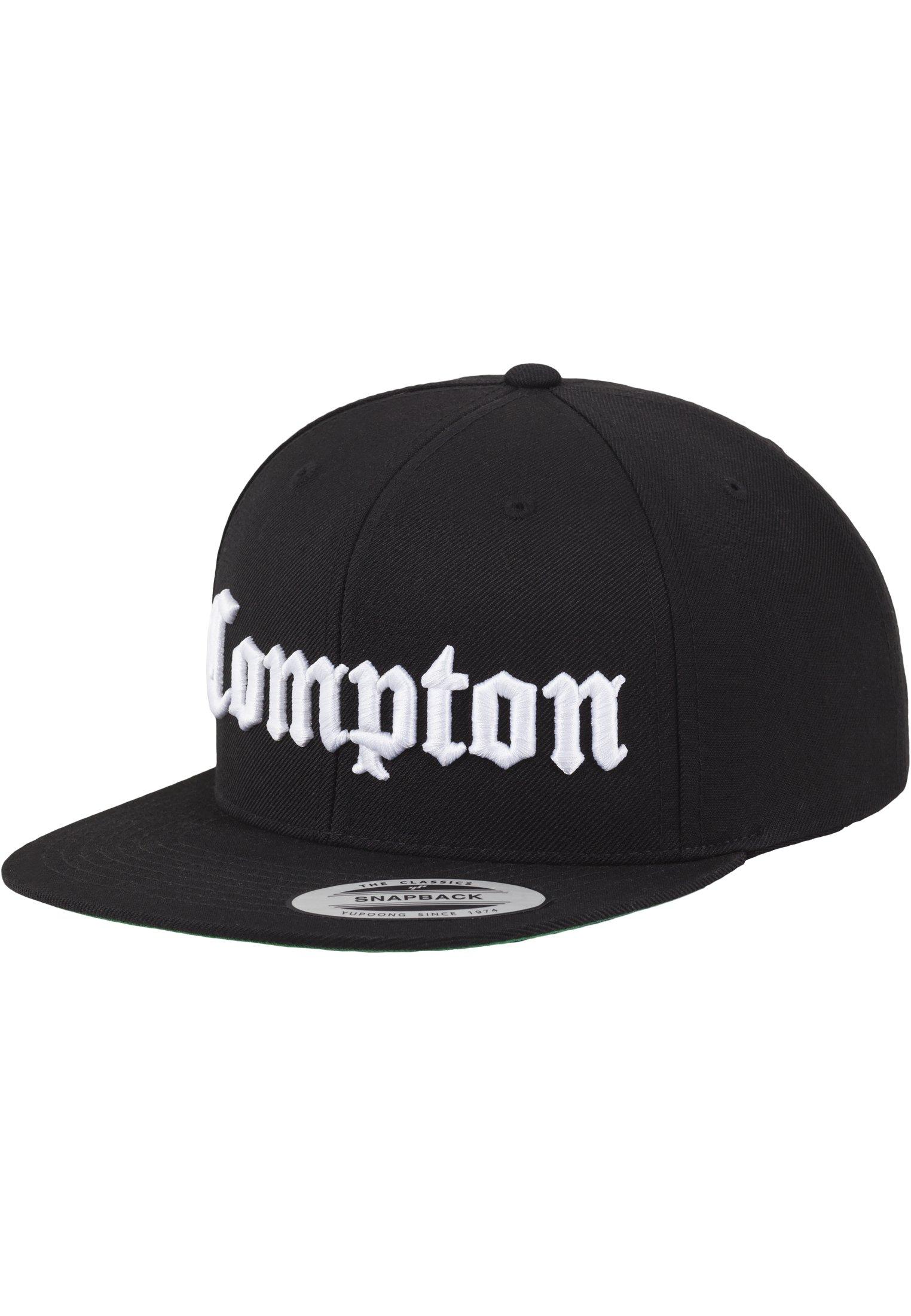 Flexfit Compton - Cap Black/schwarz