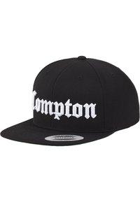 Flexfit - COMPTON - Cap - black - 2