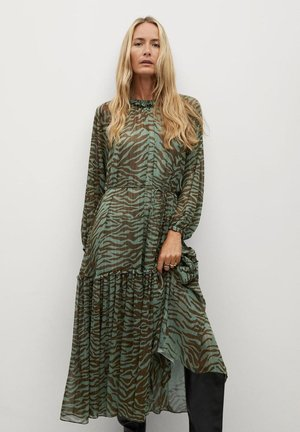 WILD - Day dress - khaki