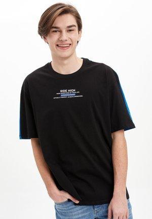 OVERSIZED - T-Shirt print - black